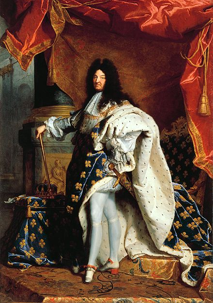 Ludvig 14 - Hyacinth Rigaud