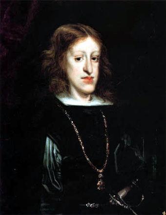 Kong Karl 2 av Spania
